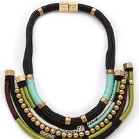 Holst + Lee Forest Through the Trees Necklace | SHOPBOP Save 20% with Code WEAREFAMILY13