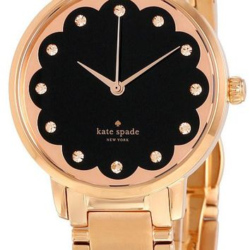Kate Spade Gramercy Rose Gold-Tone Watch KSW1044