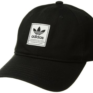 adidas Men's Originals Relaxed Label Strapback Baseball Cap