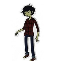 Adventure Time Marshall Lee Sticker - 100408