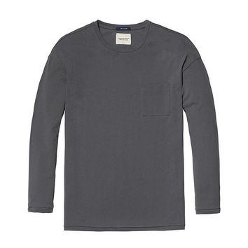 Pure and Nature Long Sleeve Top