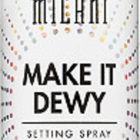 Online Only Make It Dewy Setting Spray Hydrate + Illuminate + Set