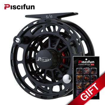 Fishing Fly Reel Large Fly Reel 3/4 5/6 7/8 9/10 WT Weight Aluminium Fly Reel Sa