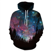 Forest Galaxy Hoodie