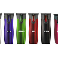CONTIGO 16 OZ  AutoSeal Stainless Steel Travel Mug  2 STYLES TO CHOOSE FROM