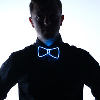 Light up Bow Tie