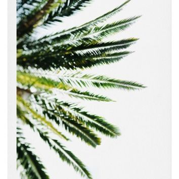 DENY Designs Chelsea Victoria - Beverly Hills Palm Art Print | Nordstrom