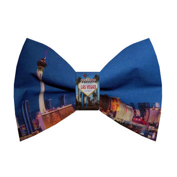 Las Vegas - hair / Neck bow-tie