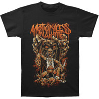 Motionless In White Men's  Puppet T-shirt Black