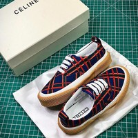 2018 CELINE Spring Thick Bottom Shoes #1 - Best Online Sale