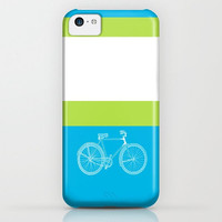 Bicycle Phone Case, iphone 4 5 6 Samsung S3 S4 S5 , blue green, bike,  colorful,  cases, protective, gadgets, tech
