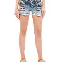 Miss Me American Denim Shorts | Dillards
