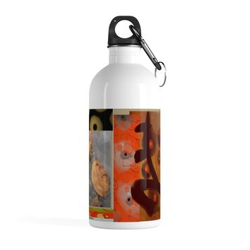 Autumn Season Stainless Steel Water Bottle