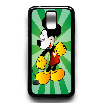 Mickey Mouse wallpaper Samsung Galaxy S4, Galaxy S5, Galaxy S6, Galaxy S6 Edge, Galaxy S6 Edge Plus, Galaxy S7|S7 Edge Case