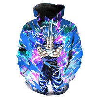 Super Vegito Dokkan Battle Dragon Ball Z Hoodie