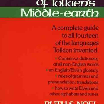 The Languages of Tolkien's Middle Earth