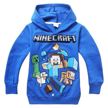 2015 spring Fashion Terry Children's hoodies, Baby Boys Girls Tops sweatshirts Child Clothes Casual jackets and coats = 1931534340