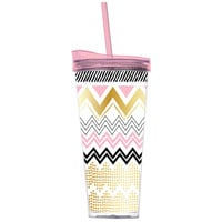 22 oz. Chevron Tumber