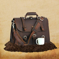 Briefcase Chestnut