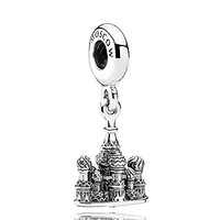 PANDORA Dangle Charm - Sterling Silver Moscow St. Basil's Cathedral | Bloomingdale's