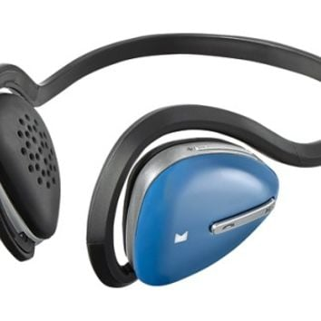 Modal - Over-the-Ear Bluetooth Wireless Headphones - Blue