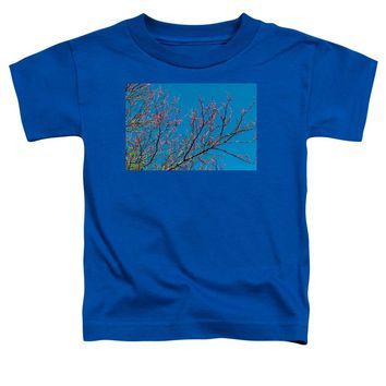 Tennessee Red Bud - Toddler T-Shirt