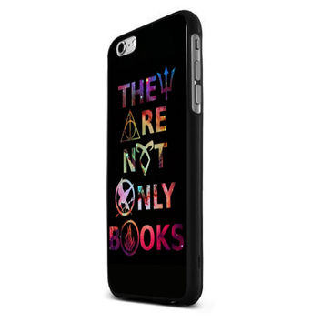 They Are Not Only Book iPhone Case and Samsung Galaxy Case