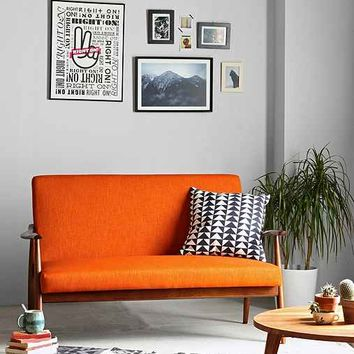 Sterling Wood Frame Sofa