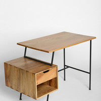 4040 Locust Paperclip Desk - Urban Outfitters