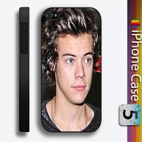 New Harry-styles Case for Iphone 5 Case