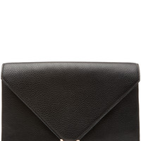 Alexander Wang - Leather Envelope Clutch