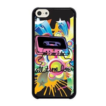 ALL TIME LOW CASSETE RETRO iPhone 5C Case Cover