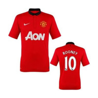 Rooney Jersey Manchester United Boys/Youth