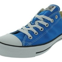 Converse Chuck Taylor® All Star Seasonal Lo,Electric Blue Lemonade,US 11 M