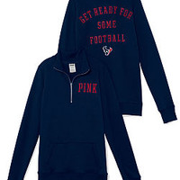 Houston Texans Half-Zip Pullover - PINK - Victoria's Secret
