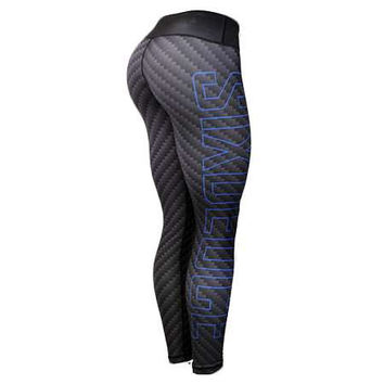 Six Deuce Carbon Fiber Gen.2 Fitness Leggings