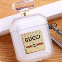 GUCCI Dior LV Burberry AirPods Case Cover Bluetooth Wireless Earphone Protector
