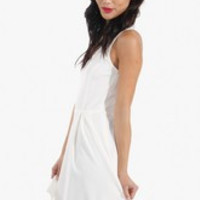 White Noise Dress