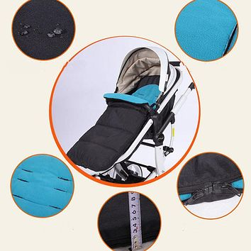 Windproof Warm Baby Sleep Stroller Foot Muff Buggy Pushchair Pram Trolley Foot Cover