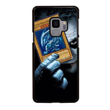 CARD THE JOKER YU-GI-OH! Samsung Galaxy S3 S4 S5 S6 S7 S8 S9 Edge Plus Note 3 4 5 8 Case