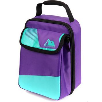 Arctic Zone Expandable HardBody Lunch Box, Purple - Walmart.com