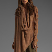 Nicholas K Cyrpus Sweater in Nude from REVOLVEclothing.com
