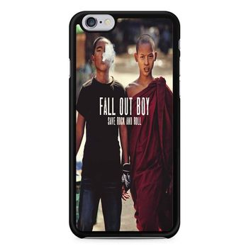 Fall Out Boy Save Rock And Roll iPhone 6/6S Case