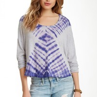 Free People | Free People Sundown Tie Dye Tee | Nordstrom Rack