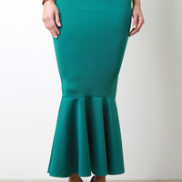 Mermaid Maxi Skirt | UrbanOG