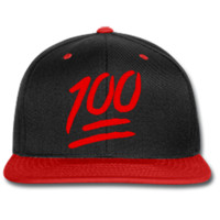 keep it 100 beanie or SNAPBACK hat