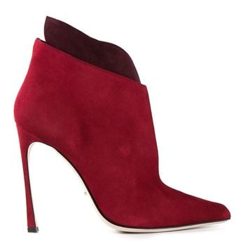 Sergio Rossi 'Fleur' ankle boots