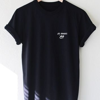 Los Angeles '89 Tee - Black