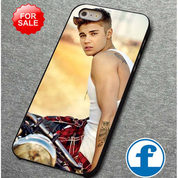 justin bieber vogue for iphone, ipod, samsung galaxy, HTC and Nexus phone case