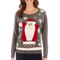 jcpenney | Carolyn Taylor Christmas Sweater